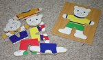 teddy puzzle