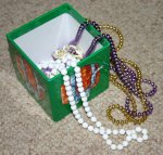 baby activities bead necklaces in box