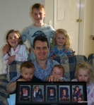 Father's Day Daddy photo frame