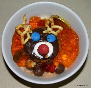 reindeer dessert