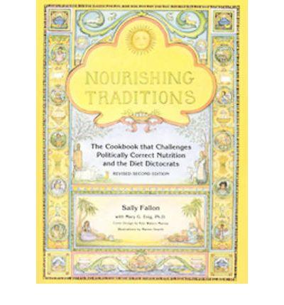 nourishing traditions 9780967089737