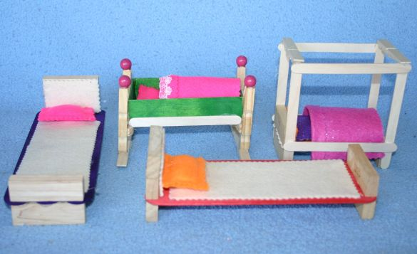 how to make doll furniture. How To Make Doll Furniture Out Of Popsicle Sticks How To Make Doll Furniture